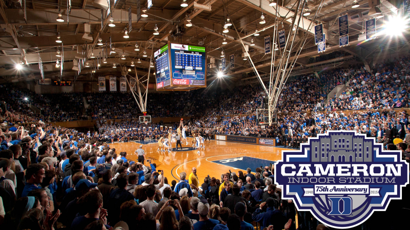 Cameron Indoor Arena Seating Capacity Brokeasshome Com